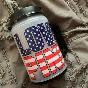 VS PINK Fourth of the July Light Up Cup